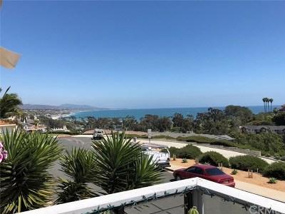 Dana Point Single Family Home For Sale: 25131 Via Elevado