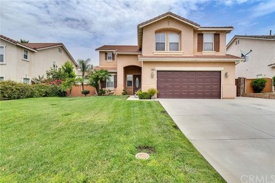 Riverside Single Family Home For Sale: 19058 Springbrook Court