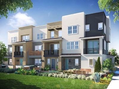 Santa Ana Condo/Townhouse For Sale: 1446 N. Harbor Blvd #4