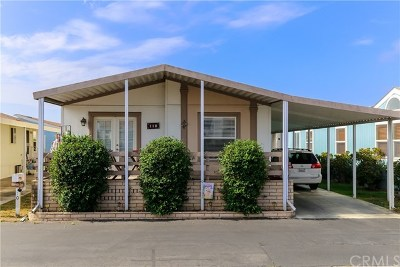 Fountain Valley Mobile Home For Sale: 110 Osprey Lane