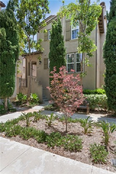 Irvine Condo/Townhouse For Sale: 220 Tall Oak
