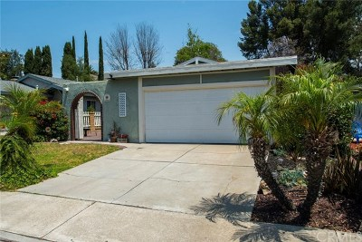 Mission Viejo Single Family Home For Sale: 27002 El Retiro