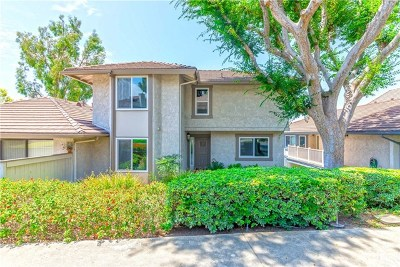 Brea Condo/Townhouse Active Under Contract: 2333 Skyline Drive