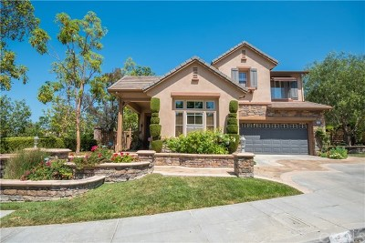 Ladera Ranch Single Family Home For Sale: 9 Clawson Street