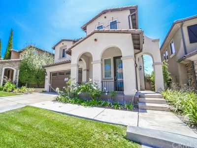 Single Family Home For Sale: 13 Paseo Canos