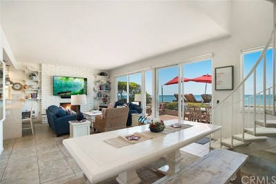 Dana Point Single Family Home For Sale: 35215 Beach Road