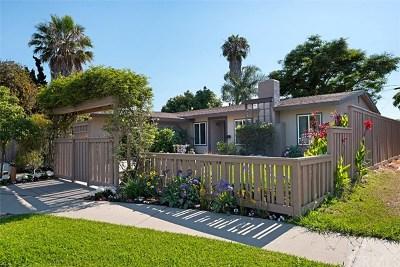 Costa Mesa Single Family Home For Sale: 2441 Bowdoin Place