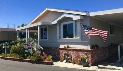 Huntington Beach Mobile Home For Sale: 19361 Brookhurst Street