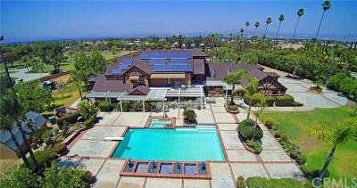Corona CA Single Family Home For Sale: $2,500,000