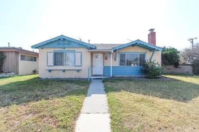Westminster Single Family Home For Sale: 13451 Springdale Street