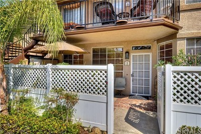 Rancho Santa Margarita Condo/Townhouse For Sale: 1 Roble