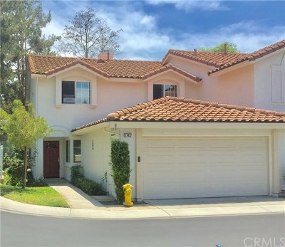 Laguna Niguel Condo/Townhouse For Sale: 27422 Century Circle
