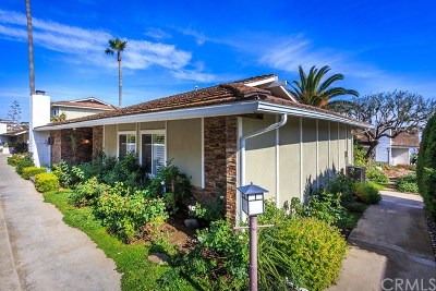 Laguna Niguel Single Family Home For Sale: 31536 Flying Cloud Drive