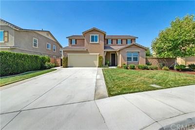Eastvale Single Family Home For Sale: 14716 Oak Leaf Drive