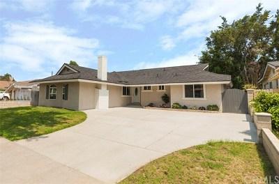 Santa Ana Single Family Home For Sale: 1703 Loretta Lane