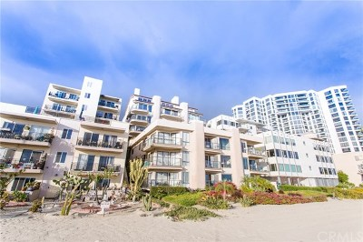 Long Beach Condo/Townhouse For Sale: 1230 E Ocean Boulevard #502