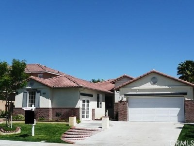 Murrieta Single Family Home For Sale: 29320 Pebble Beach Drive