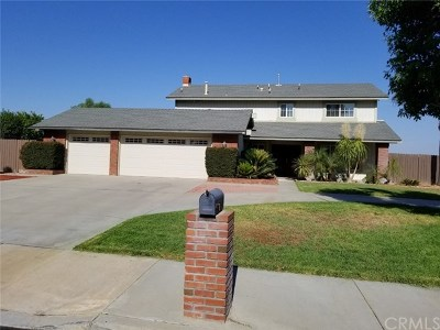 Riverside Single Family Home For Sale: 1488 Cedarhill Drive