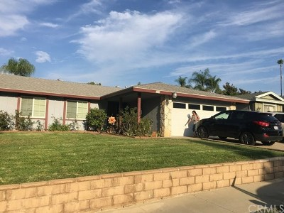 Corona Single Family Home For Sale: 2313 Manzanita Road