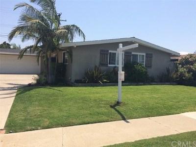 Costa Mesa Single Family Home For Sale: 2320 Colgate Drive