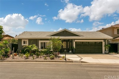 San Clemente Single Family Home For Sale: 3921 Calle Juno