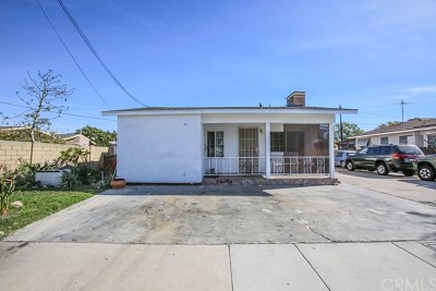 Orange County Single Family Home For Sale: 11522 West Street