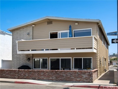 Newport Beach, Newport Coast, Corona Del Mar Rental For Rent: 5200 Seashore Drive #A