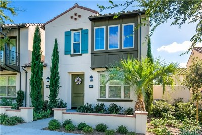 Irvine Condo/Townhouse For Sale: 150 Velvet Flower