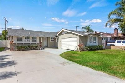 Anaheim Single Family Home For Sale: 1555 W Harriet Lane