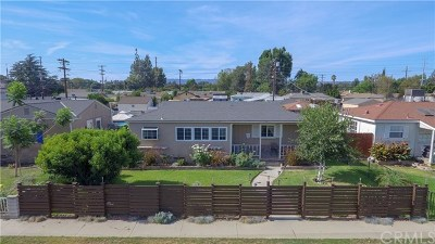 Reseda Single Family Home For Sale: 18142 Lull Street