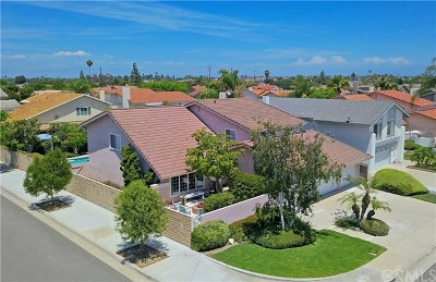 Fountain Valley Single Family Home For Sale: 9169 Molt River Circle