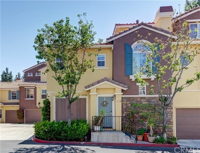 Irvine Condo/Townhouse For Sale: 1118 Timberwood