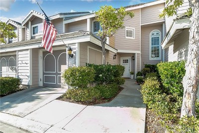 Laguna Niguel Condo/Townhouse For Sale: 27 New Chardon