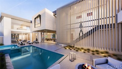 Corona Del Mar Single Family Home For Sale: 286 Evening Canyon Road