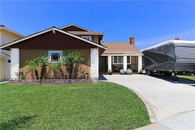 Cypress Single Family Home For Sale: 6965 Molokai Drive