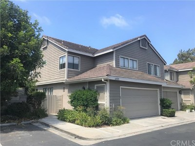 Laguna Niguel  Single Family Home For Sale: 24786 Sutton Lane
