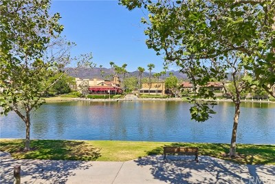 Rancho Santa Margarita Condo/Townhouse For Sale: 157 Montana Del Lago