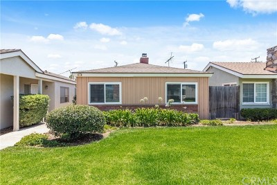 Tustin Single Family Home For Sale: 271 Prospect Park