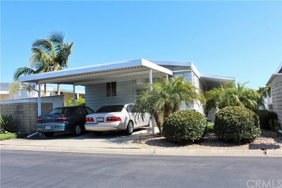 San Clemente CA Mobile Home For Sale: $395,000