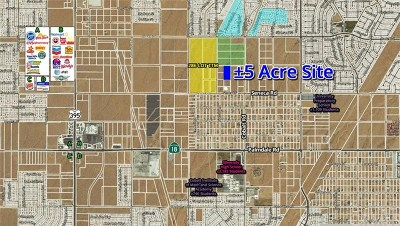 Victorville Residential Lots & Land For Sale: Diamond Street