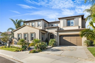 Huntington Beach Single Family Home For Sale: 4711 Oceanridge Drive