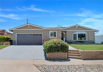 Yorba Linda Single Family Home For Sale: 18362 Avolinda Drive
