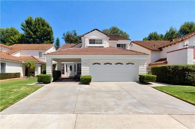 Mission Viejo Single Family Home For Sale: 25112 Whitespring
