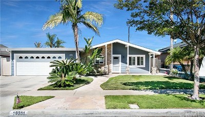 Huntington Beach Rental For Rent: 19381 Waterbury Lane
