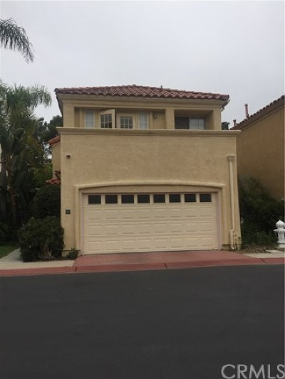 Dana Point Single Family Home For Sale: 36 Saint Kitts