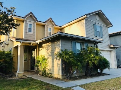 Chino Hills Single Family Home For Sale: 4896 Highview Street