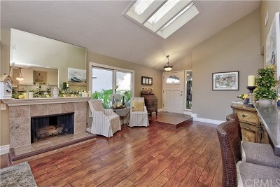 Irvine Single Family Home For Sale: 14 Oriole