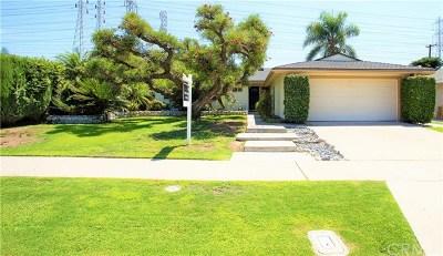 Orange Single Family Home For Sale: 1444 E Chestnut Avenue