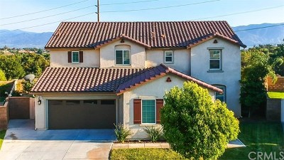 Eastvale Single Family Home Active Under Contract: 8826 Armadillo Drive