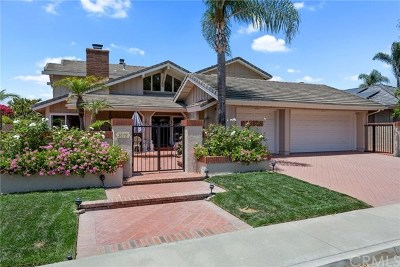 Laguna Niguel Single Family Home For Sale: 30791 Seminole Place